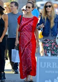 style watch how celebrities wear the maxi dress for spring style