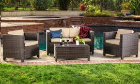 Florida Furniture And Patio by Patio Furniture 4pc Set Rentals Jacksonville Fl Where To Rent