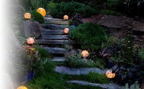 solar globe lights garden nightorbs hand blown glass globesnightorbs outdoor garden