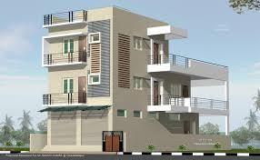 Residential Building Elevation by Front Elevation Designs For 2 Floors Building Getpaidforphotos Com