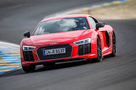 first audi r8 2017 audi r8 first drive review motor trend