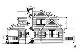 chicago bungalow house plans craftsman house plans altadena 41 006 associated designs