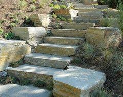 94 best stone stairways images on pinterest gardens stairs and