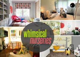 Whimsical Nursery Decor Five Nursery Themes With Whimsical Style