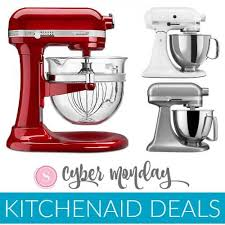 best black friday kitchenaid deals cyber monday sales 2017