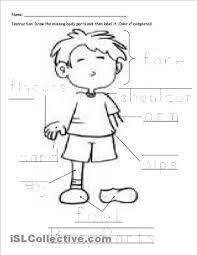 16 best images of label parts of a book worksheet kindergarten