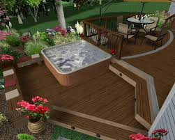 small courtyard decking ideas u2014 smith design small backyard