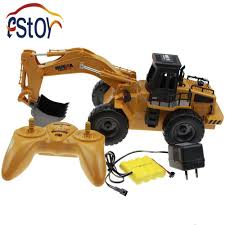 online buy wholesale radio control excavator from china radio
