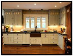 Craftsman Style Kitchen Cabinets Amazing Attractive Ideas Mission