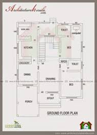 Floor Plan Of 4 Bedroom House House Plan For 25 Feet By 52 Feet Plot Plot Size 144 Square Yards