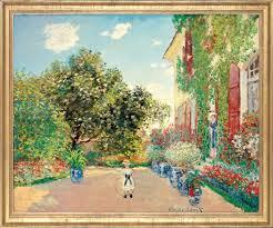 Das Haus Claude Monet Bild