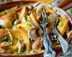 cuisiner cuisse de poulet au four recette de cuisses de poulet et potiron grillés au four