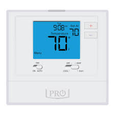 pro1 t721 non programmable thermostat 2h 1c heat pump with 4