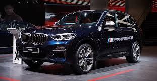 bmw germany email address the bmw x3 m40i at the iaa