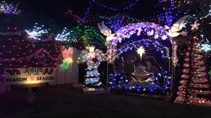 lots of light displays in lethbridge get out and take a
