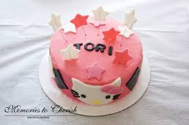hello kitty pink and black cakecentral com