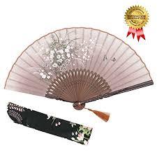 sandalwood fan tooto set of 48 pcs sandalwood fan baby shower gifts