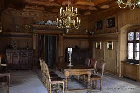 Tarasp Castle Dining Room - Castle dining room