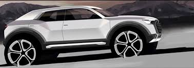 q1 audi audi q1 the baby suv codenamed au276 lands in 2016 by car magazine