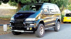 1991 mitsubishi delica 2000 mitsubishi delica space gear lifted 4x4 minivan canada