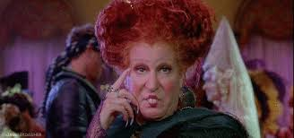 Hocus Pocus Meme - when you meet your best friend s new so for the first time hocus pocus
