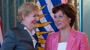 Christy Clark Cabinet Surging Real Estate Makes 2 3m For B C Cabinet As Affordability