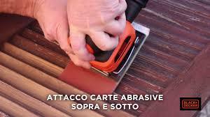 carteggiatrice per persiane levigatrice per persiane ka401la black decker