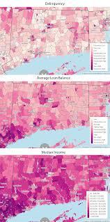 Ccsu Map Visualizing America U0027s Student Debt Problem Living Cities