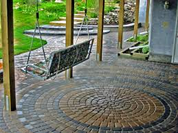 Inexpensive Patio Flooring Options by Patio Floor Designs Patio Flooring Options Patio Ideas On A Budget