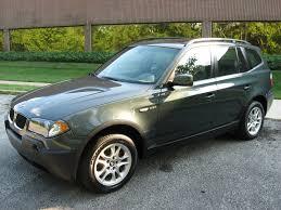 dark green bmw pumpkin fine cars and exotics 2004 bmw x3 2 5i