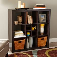 better homes and gardens cube storage shelf quad multiple colors