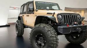 mobil jeep modifikasi jeep wrangler sand trooper ii youtube