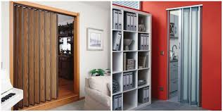 custom accordion doors home interior design kitchen and