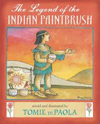the legend of the indian paintbrush amazon co uk tomie depaola