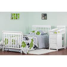 Baby S Dream Convertible Crib by Dream On Me Jayden 2 In 1 Convertible Baby Crib With Changer In