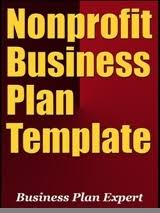 Free Non Profit Business Plan Template by Non Profit Business Plan Template Free Nonprofit