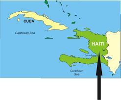 Haiti Map Haitian Count And Capture Game