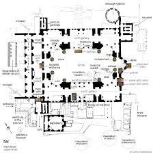 floor plan of hagia sophia hagia sophia istanbul
