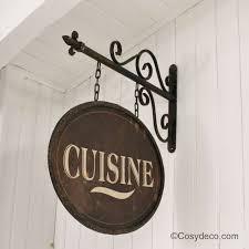 enseigne de cuisine enseigne de cuisine argileo