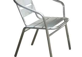 chaise bistrot alu chaise bistrot alu leclerc chaises design