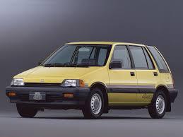 Honda Civic Si 1986 Tflcar U0027s Five Little Steps To Modern Baby Crossovers 3 Honda