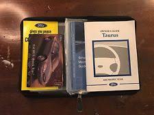 1994 ford mustang owners manual ford car truck repair manuals literature ebay