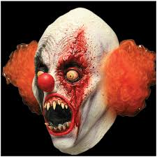 scary clown halloween mask deluxe pennywise mask by tony buck designs mad about horror