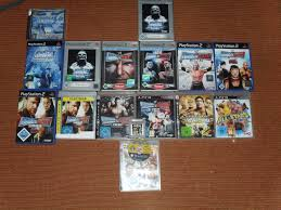 what wrestling games have you got smackdown series