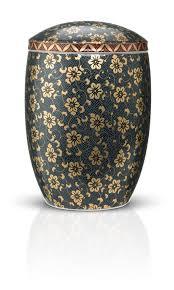 cremation urns premium japanese ceramic cremation urns imperial blue urns in
