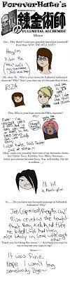 Fullmetal Alchemist Memes - fullmetal alchemist meme by pinkdiamond1362 on deviantart