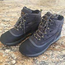 s waterproof walking boots size 9 khombu s flume 2 waterproof winter boots gray us size 9 ebay