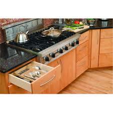 kitchen cabinet drawer inserts 4wct 1 cut to size cutler drawer insert wood kitchen utensil