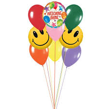 welcome home balloons delivery 265 best balloon bouquets delivery images on balloon