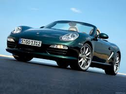 green porsche convertible 2009 porsche boxster wallpapers